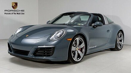 2017 Porsche 911 Targa 4S for sale 100864460