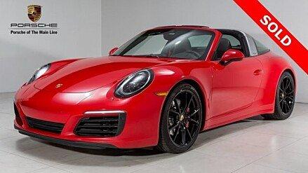 2017 Porsche 911 Targa 4S for sale 100869785