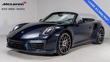 2017 Porsche 911 Cabriolet for sale 100882798