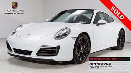 2017 Porsche 911 Coupe for sale 100906419