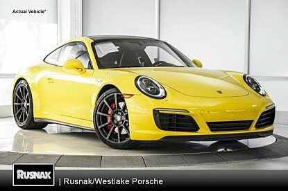 2017 Porsche 911 Coupe for sale 100916737