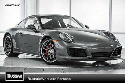 2017 Porsche 911 Coupe for sale 100916762