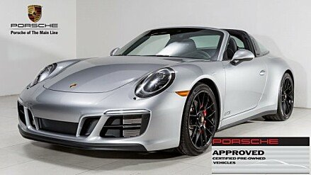 2017 Porsche 911 Targa 4S for sale 100931194