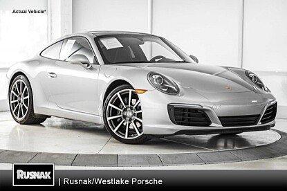 2017 Porsche 911 Carrera Coupe for sale 100961222