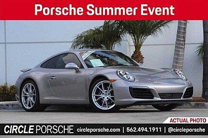 2017 Porsche 911 Carrera Coupe for sale 100965748