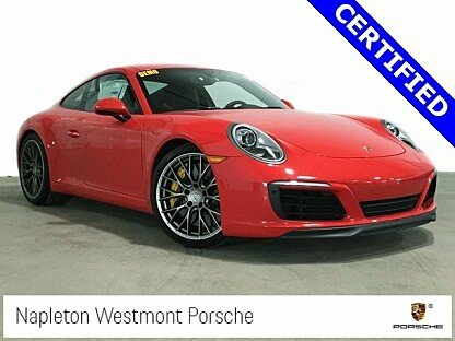 2017 Porsche 911 Coupe for sale 100965764
