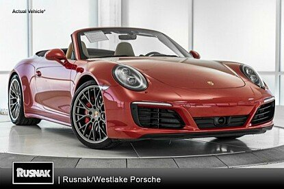 2017 Porsche 911 Cabriolet for sale 100994014