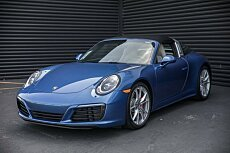 2017 Porsche 911 Targa 4S for sale 100997252