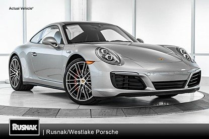 2017 Porsche 911 Coupe for sale 101043600