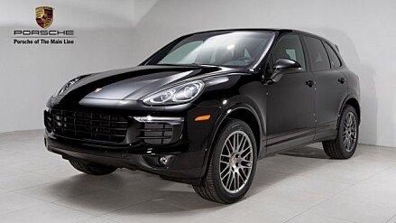 2017 Porsche Cayenne for sale 100858118