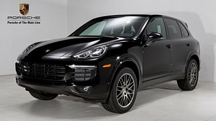 2017 Porsche Cayenne for sale 100858158