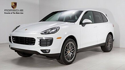 2017 Porsche Cayenne for sale 100858165