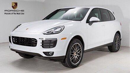 2017 Porsche Cayenne for sale 100858182