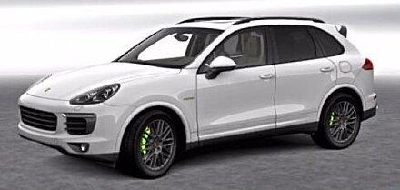 2017 Porsche Cayenne S E-Hybrid for sale 100859513