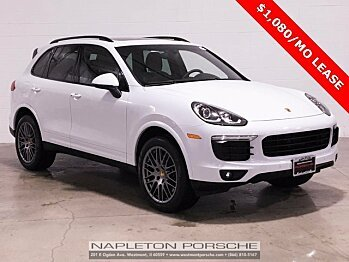 2017 Porsche Cayenne for sale 100814962