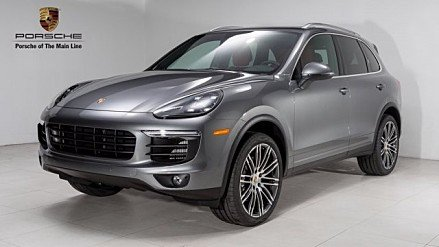 2017 Porsche Cayenne S for sale 100858171