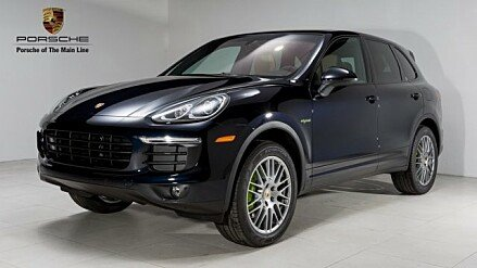 2017 Porsche Cayenne S E-Hybrid for sale 100859518