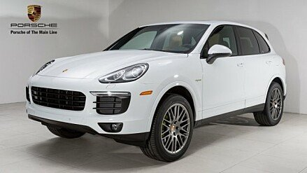 2017 Porsche Cayenne S E-Hybrid for sale 100864718