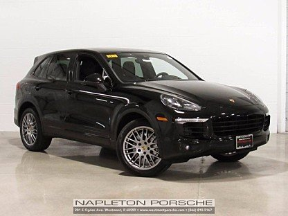 2017 Porsche Cayenne S for sale 100874369