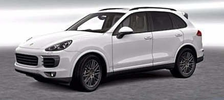 2017 Porsche Cayenne for sale 100875175