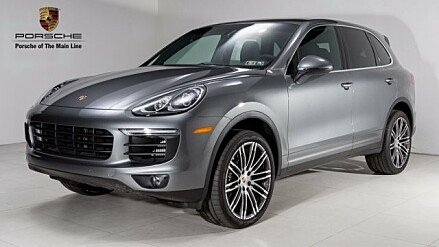 2017 Porsche Cayenne S for sale 100879646