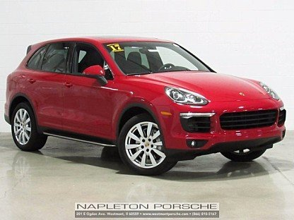 2017 Porsche Cayenne S for sale 100881875