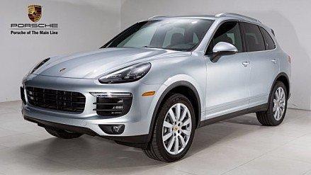 2017 Porsche Cayenne S for sale 100896178