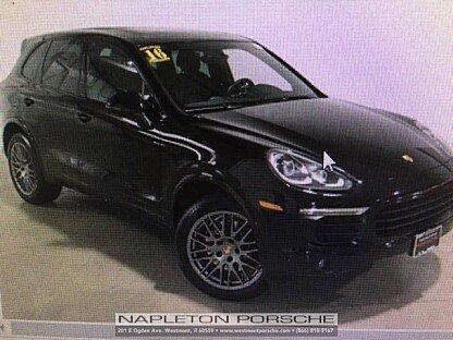2017 Porsche Cayenne for sale 100943048