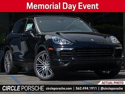 2017 Porsche Cayenne S for sale 100955494