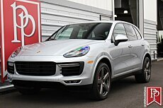 2017 Porsche Cayenne for sale 100997470