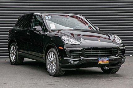 2017 Porsche Cayenne for sale 100998202