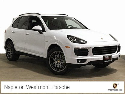 2017 Porsche Cayenne S E-Hybrid for sale 100999784