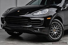 2017 Porsche Cayenne for sale 101046052