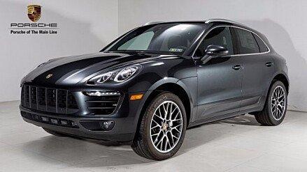 2017 Porsche Macan S for sale 100922158