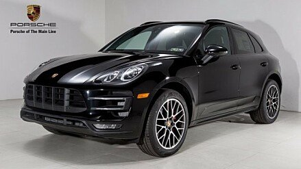 2017 Porsche Macan Turbo for sale 100922164