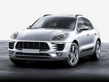 2017 Porsche Macan for sale 100926445