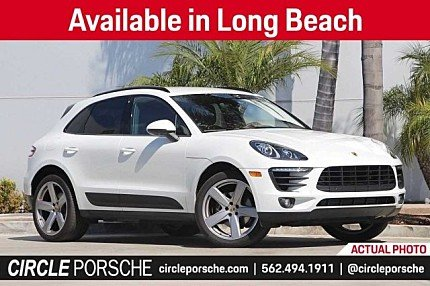2017 Porsche Macan for sale 100965749