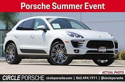 2017 Porsche Macan S for sale 100984618