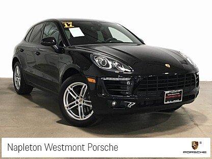 2017 Porsche Macan for sale 101001604