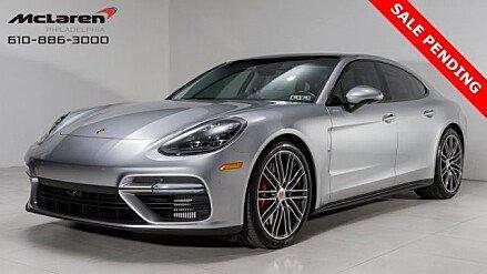 2017 Porsche Panamera Turbo for sale 100883790