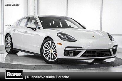 2017 Porsche Panamera Turbo for sale 100916838