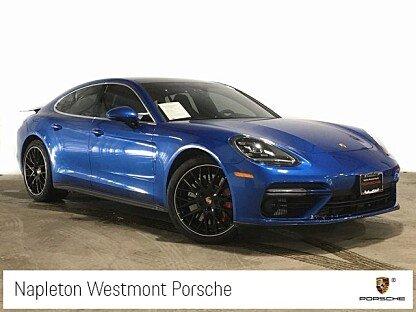 2017 Porsche Panamera Turbo for sale 100919367