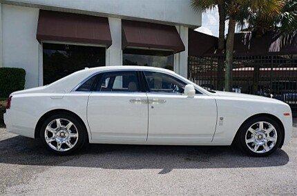 2017 Rolls-Royce Ghost UNAVAIL for sale 100795832