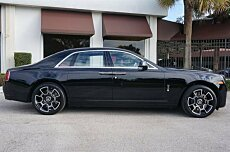 2017 Rolls-Royce Ghost for sale 100833349