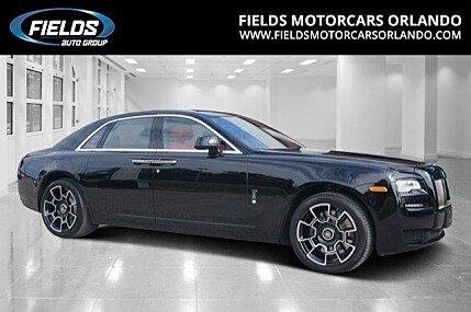 2017 Rolls-Royce Ghost UNAVAIL for sale 100833349