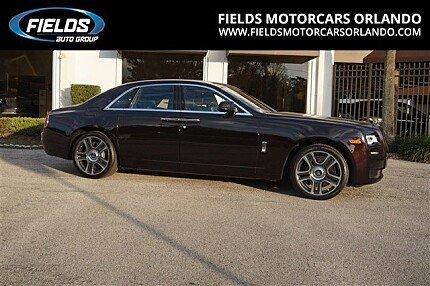 2017 Rolls-Royce Ghost UNAVAIL for sale 100836965