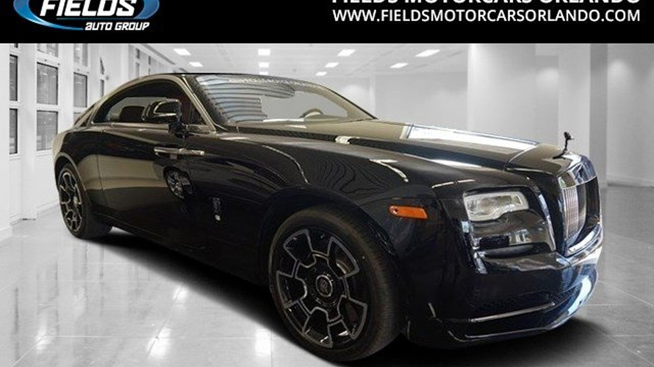2017 Rolls-Royce Wraith for sale 100855114