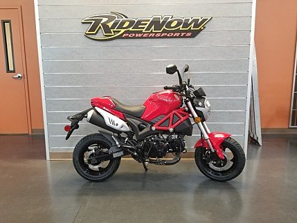 2017 SSR Razkull 125 for sale 200531507