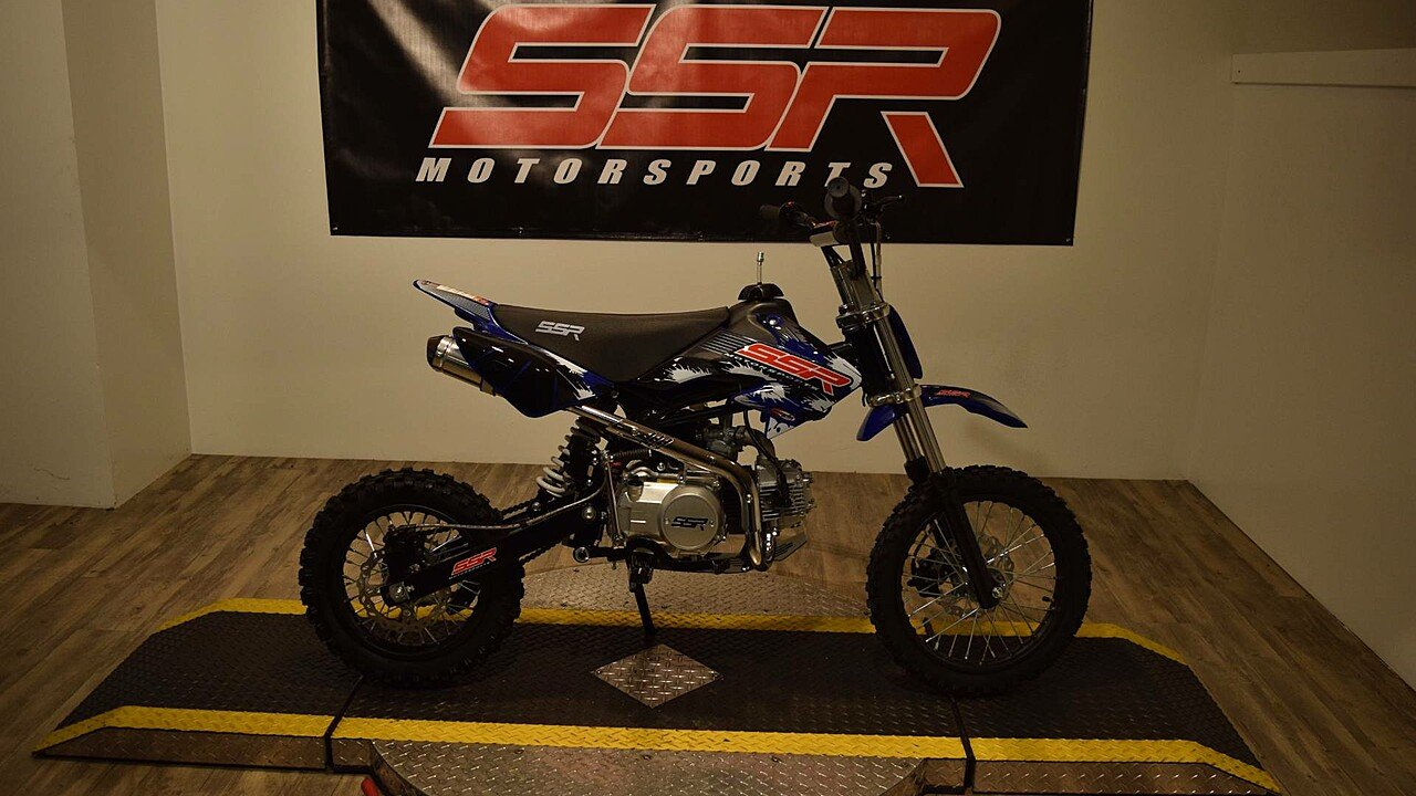 2017 SSR SR125 for sale 200500542