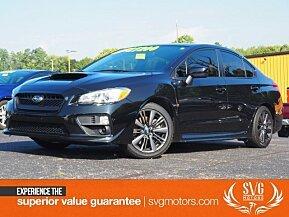 2017 Subaru WRX for sale 101024521